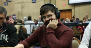 Thiago Crema - Evento 65B - WSOP 2018