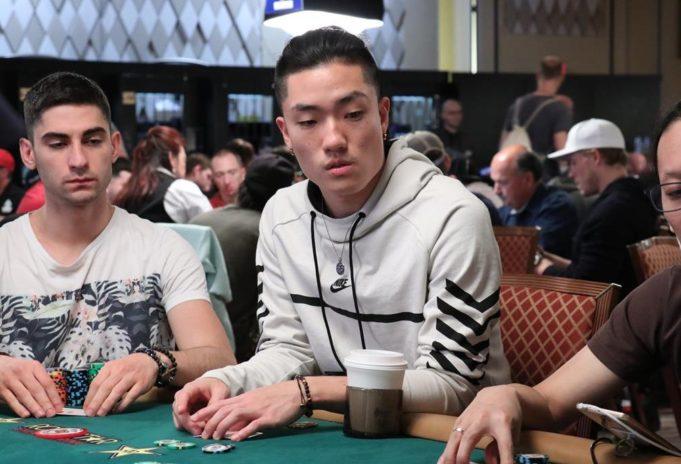 Renato Kaneoya - Evento 65B - WSOP 2018