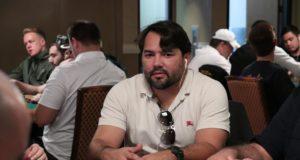 Ricardo Souza - Evento 65C - WSOP 2018