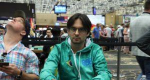 Pedro Correa - Evento 65C - WSOP 2018