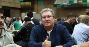 Nando Brito - Evento 65C - WSOP 2018