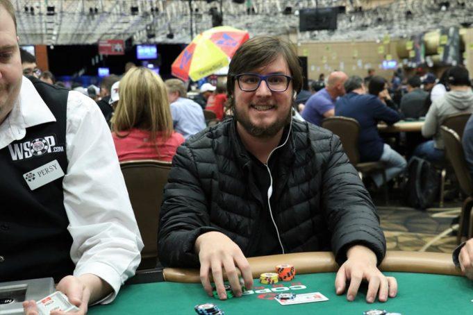 Pedro Madeira - Evento 65C - WSOP 2018