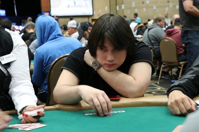 Dante Goya - Evento 65C - WSOP 2018