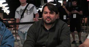 Ricardo Souza - Evento 65 - WSOP 2018