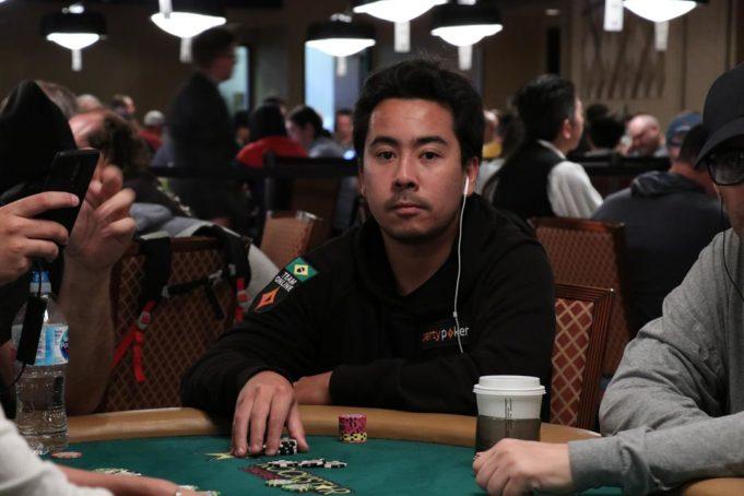 Renato Nomura - Evento 75B - WSOP 2018