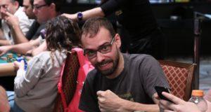 Vinicius Silva - Evento 75B - WSOP 2018