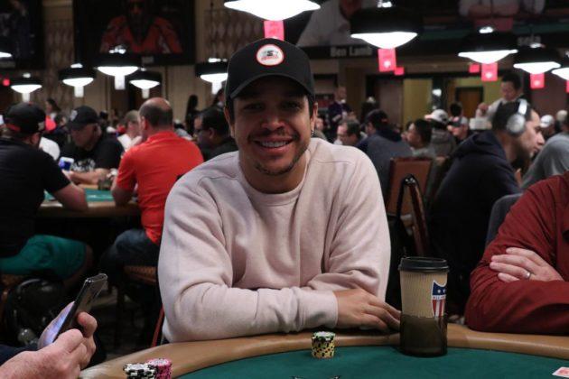 Felipe Mojave - Evento 75C - WSOP 2018