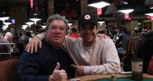 Nando e Mojave - Evento 75C - WSOP 2018