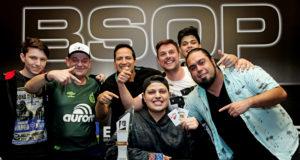 Affif Prado - Campeão High Roller BSOP São Paulo