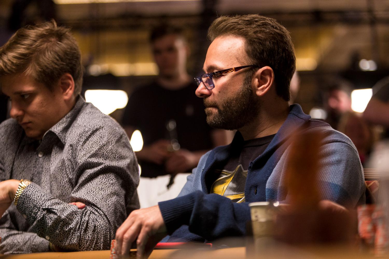 Daniel Negreanu - WSOP 2018