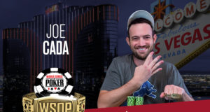 Joe Cada campeão do Evento #75 da WSOP