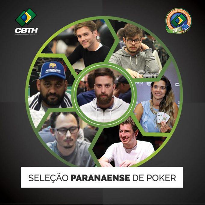 Seleção Paranaense - CBPE