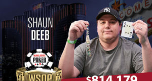Shaun Deeb campeão do NL Hold'em 6-handed Championship da WSOP