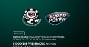 Torneio especial do SuperPoker no partypoker