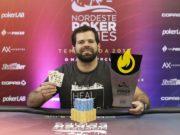 Fred Camara campeão do On Fire do NPS João Pessoa
