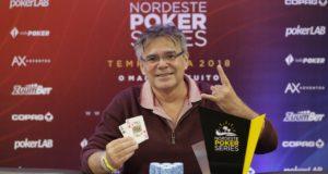 Lucas Porpino campeão do Last Chance do NPS João Pessoa