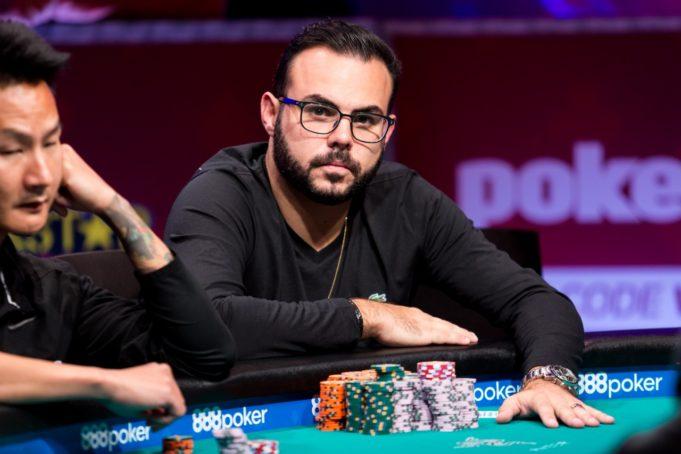 Paulo Gonçalves - WSOP 2018