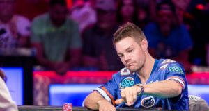 Tony Miles - WSOP 2018