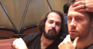 Jason Mercier e Daniel Cates