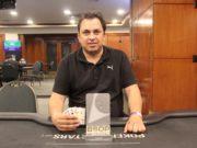 Daniel Sartor - Campeão PLO Dealers Choice - BSOP São Paulo