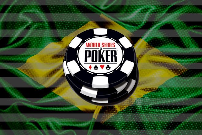 Desempenho brasileiro na WSOP