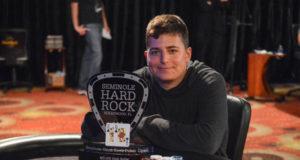 Jake Schindler - Campeão High Roller SHRPO