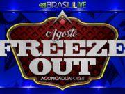 Agosto Freezeout - Brasil Poker Live