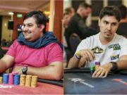 Alen Filipi e Guilherme Chenaud