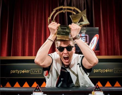 Anatoly Filatov campeão do partypoker Millions Russia