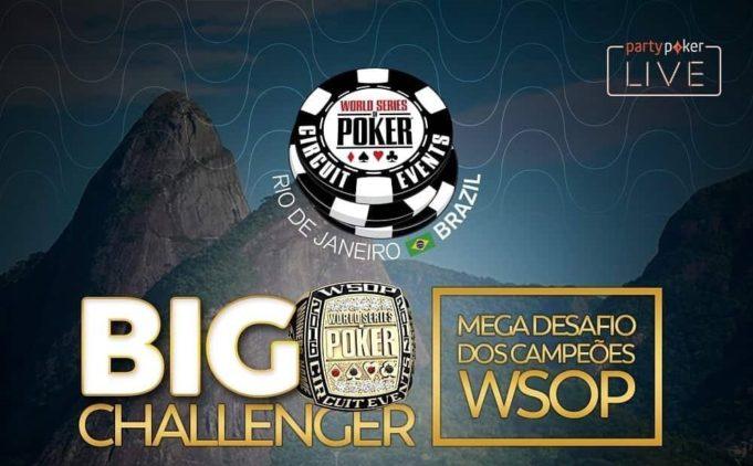 Big Challenger na WSOP Brazil