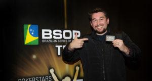 "Leandro ""Amarula"" Balotin - Platinum Pass BSOP Iguazu"