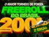 Freeroll 200K