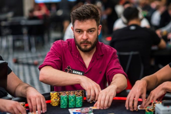 Fabiano Kovalski - EPT Barcelona