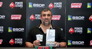 Marcelo Mesqueu - Campeão 6-Handed BSOP Iguazu