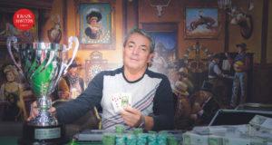Mario Culasso campeão do Iguazú Master Series