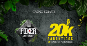 Iguazú Poker Adventure