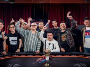 Ivan Leow campeão campeão do Super High Roller do partypoker Millions Rússia
