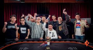 Ivan Leow campeão campeão do Super High Roller do partypoker Millions Rússia