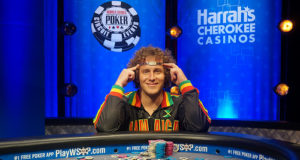 Warren Sheaves campeão do WSOP Global Casino Championship 2018