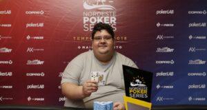 Emanuel Fonseca campeão do High Roller do NPS Natal