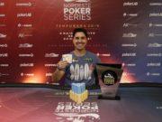 Guilherme Chenaud campeão do Turbo Knockout do NPS Natal