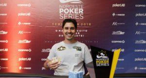 Guilherme Chenaud campeão do 6-Max do NPS Natal