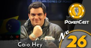 Caio Hey - PokerCast