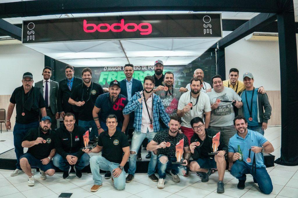 Home Games - Freeroll 200K - Bodog