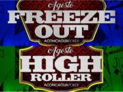 Agosto Freezeout e High Roller - Brasil Poker Live