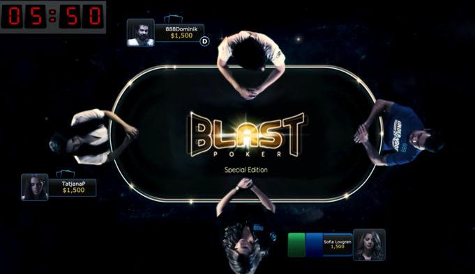 Blast - 888poker