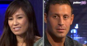 Tracy Nguyen e Garrett Adelstein - Poker After Dark