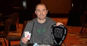 Elio Fox - Campeão Super High Roller SHRPO