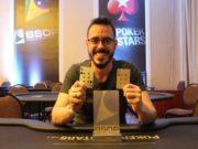 Cássio Kiles - Campeão 1-Day High Roller BSOP Iguazu