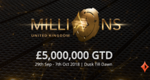 partypoker Millions Reino Unido